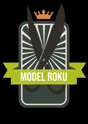 Model Roku - Znak graficzny