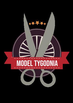 Model Tygodnia - Znak graficzny